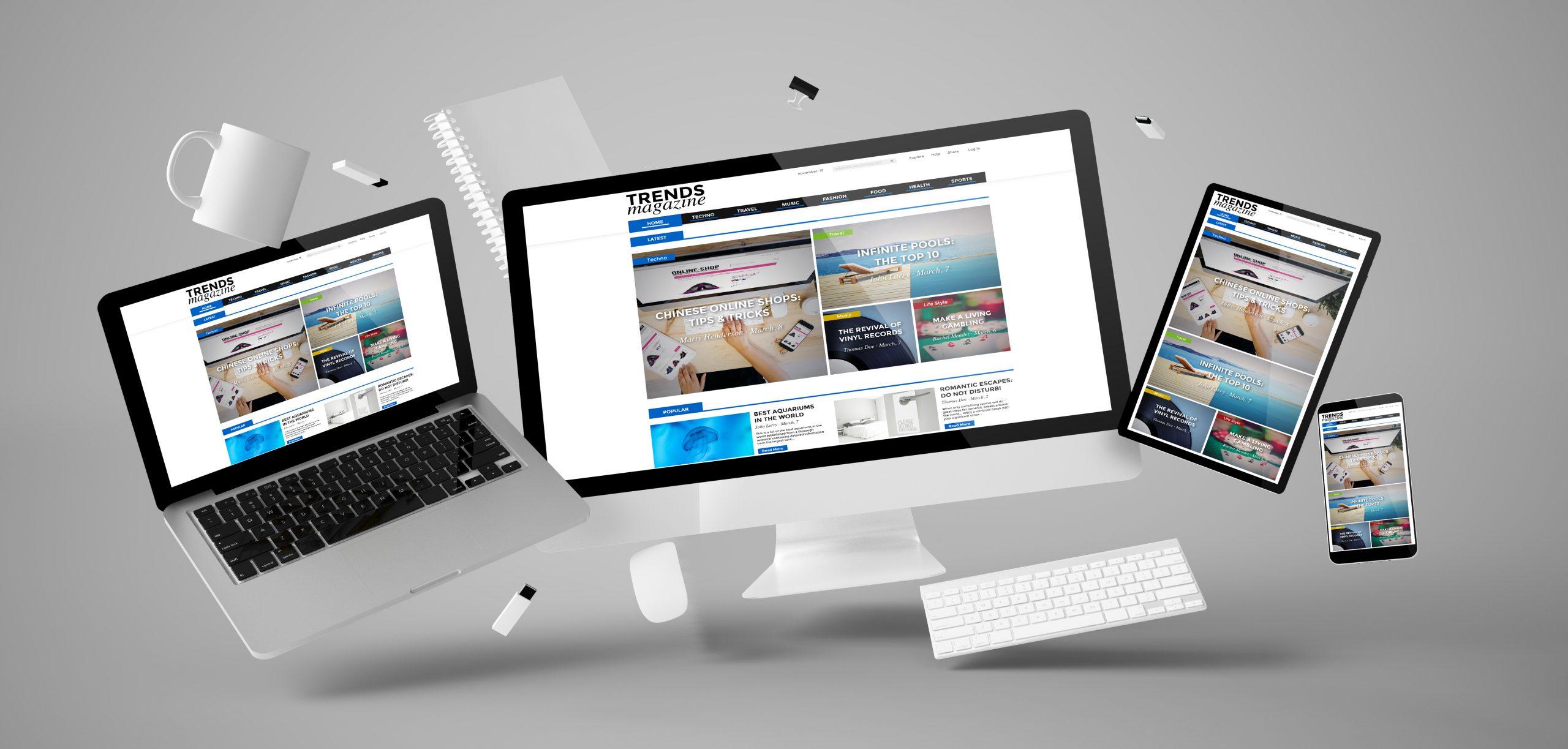 Affordable Web Design Central Florida, Finger Lakes, Orlando, FL